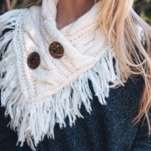 Infinity scarf , beautiful and stylish